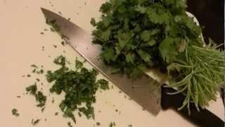 Pasta Salad With Cilantro Lime Vinaigrette