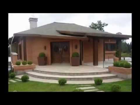 Modelos De Casas De Tijolos Ecol Gicos Youtube