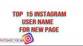 Instagram Lovers Usernames Ideas 20 Best Instagram Username For Lovers Instagram 2020 Youtube
