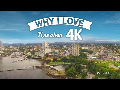 Why I Love: Nanaimo