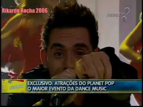 DJ ROSS: Canta EMOTION no SuperPop Luciana Gimenez 2006