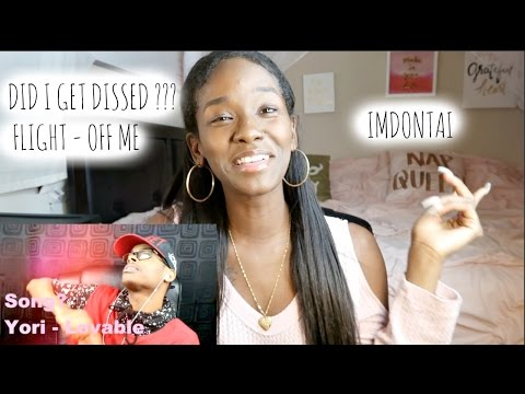 DID I GET DISSED ? | FLIGHT - OFF ME (RESPONSE) | IMDONTAI