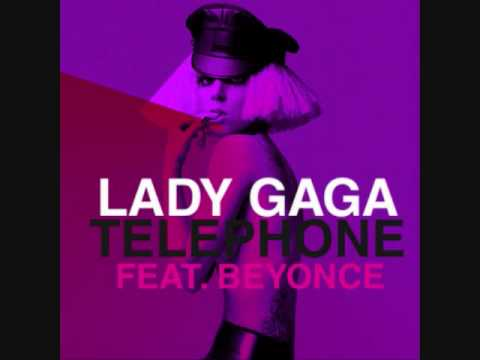 Telephone (Remix)  - Lady Gaga Ft. Beyonce + Lyrics