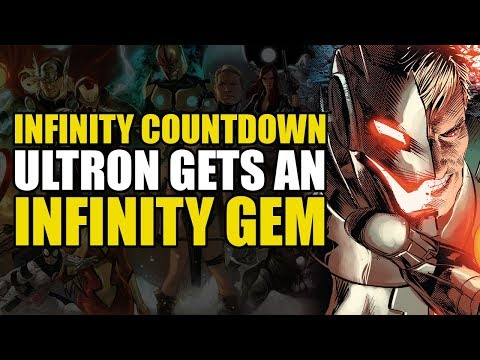 Ultron Gets an Infinity Stone! (Infinity Countdown Prime #1)