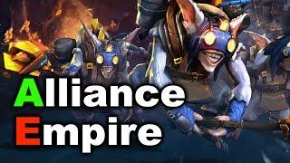 Alliance vs Empire - 3rd Place Match Royal Arena - Dota 2