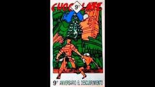 257/ CHOCOLATE 9º Aniversario [1989] José Conca