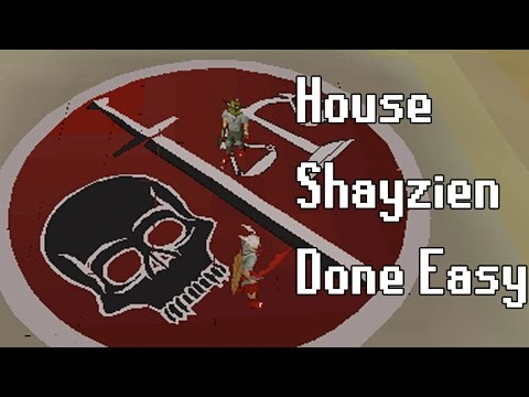 Earning Favors with House Shayzien Done Easy - Zeah House Guides