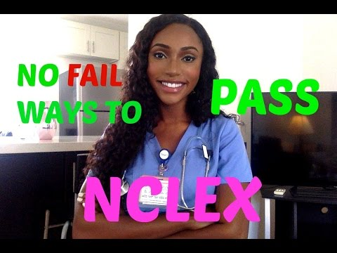No Fail Tips to PASS the NCLEX!