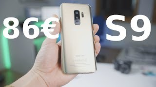 Samsung Galaxy S9 Clone Unboxing - Venix