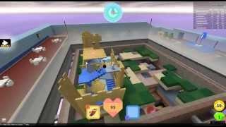 Roblox | Super Bomb Survival, INTENSE! (Live Commentary w/ Friends 1080p)