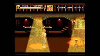 Crazy Snake Plays Streets of Rage 2 Part 1