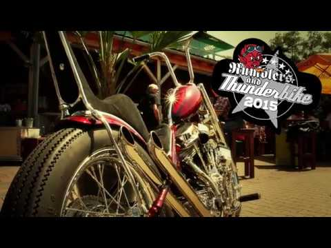 Rumble & Thunder 2015 Aftermovie by Pixeleye