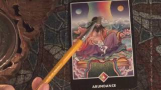 ASMR Abundance Meditation / Whisper, Soft Spoken, Hand Sounds