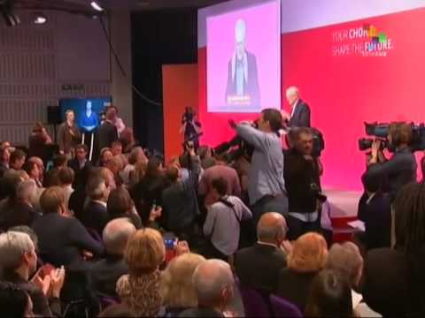 Britain: Corbyn Wins Labour Party Elections