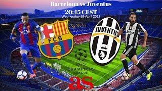 FIFA 17 Барселона - Ювентус.  Прогноз матча.  Лига чемпионов  1/4 финала, ответные матчи.