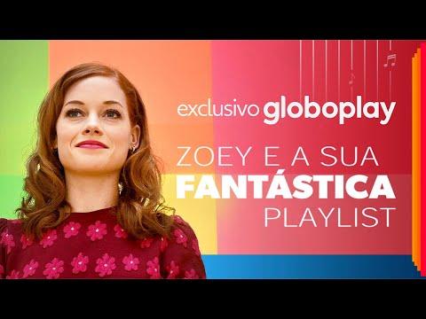 Zoey e a sua Extraordinária Playlist | Exclusivo Globoplay