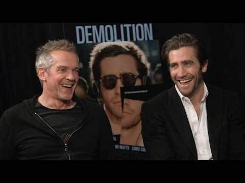 'Demolition': Jake Gyllenhaal & JeanMarc Vallée on Breaking Hearts and Phones