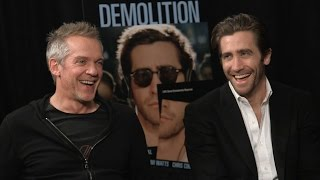 demolition jake gyllenhaal jean marc vallée on breaking hearts and phones