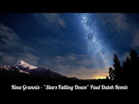 Kina Grannis  Stars Falling Down Paul Dateh Remix + Download