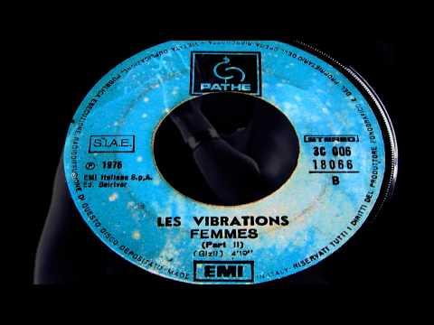 LES VIBRATIONS - Femmes (instrumental)