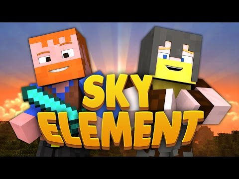Minecraft ★ SKY ELEMENT - Dumb & Dumber