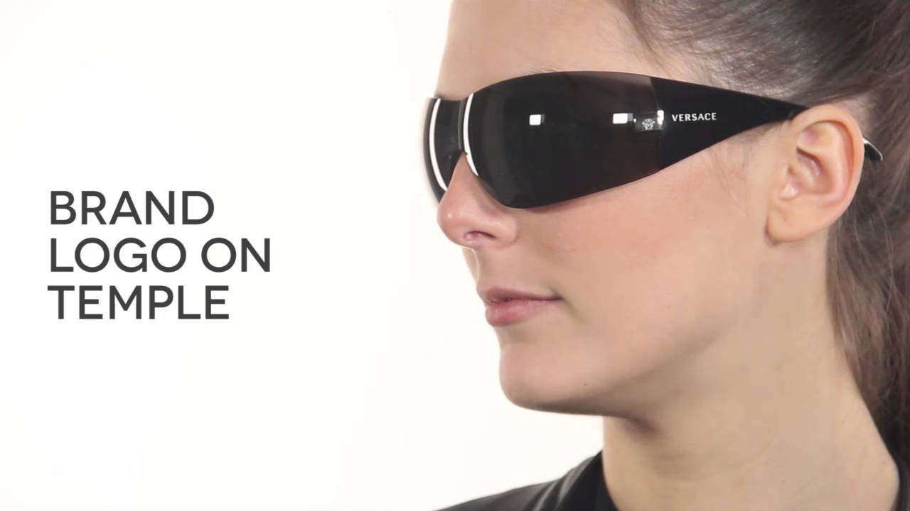 0d38d5933a9 Versace VE2054 1OO1 87 Sunglasses Review