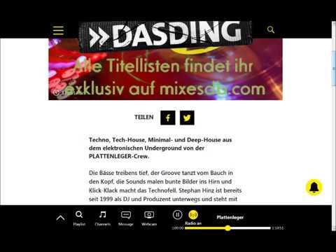 Dasding Radio Playlist