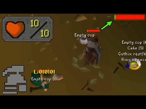 003 The Battle for Lost City (10 HP Ironman)