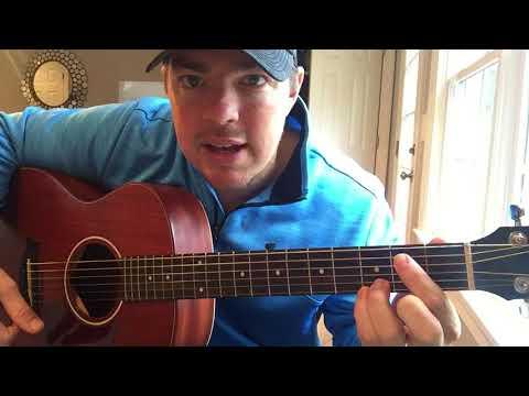 Losing Sleep  Chris Young  Beginner Guitar Lesson