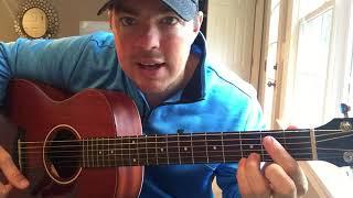 Losing Sleep Chris Young Beginner Guitar Lesson