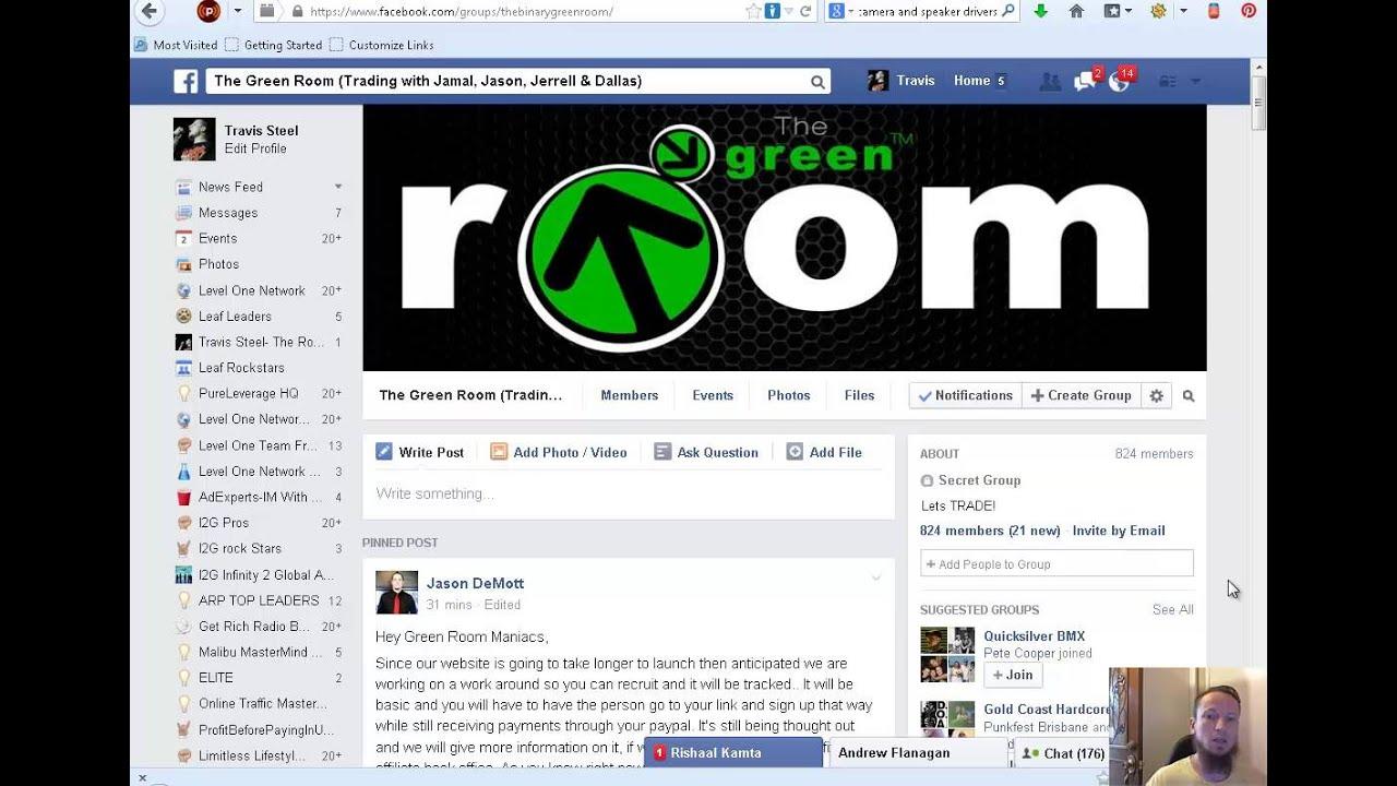 Green room binary options how do casinos make money on sports betting