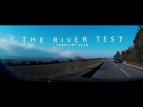 The River Test - Winter Grayling Fishing