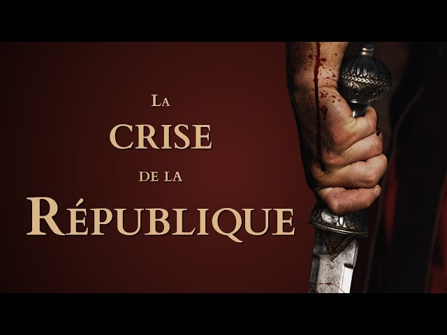 Comment la République romaine s'est-elle enlisée dans la crise ? [QdH#19]