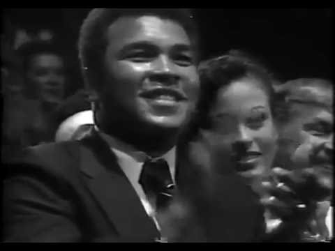 """Muhammad Ali Tribute: """"15 Rounds (1979)"""" by Billy Crystal"""
