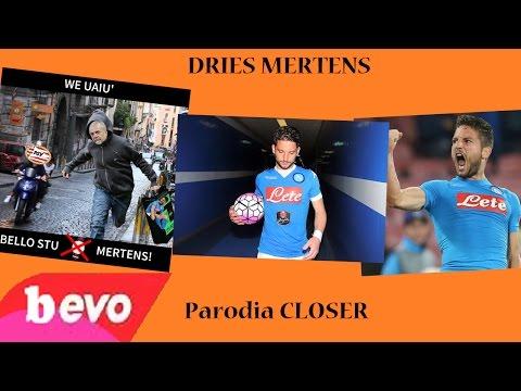 DRIES MERTENS - Parodia CLOSER