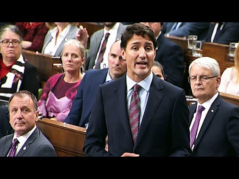 Trudeau blasts Conservatives for 'ambulance chasing' over McClintic transfer