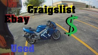 Guide To Buying a Used Motorcycle