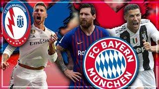 ALLE 90+ SPIELER VERTRAGLOS ?! 🔥 MESSI & RONALDO zu BAYERN !! 🔥 | Fifa 19 Karriere Experiment