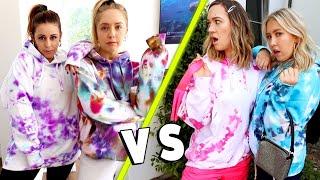 DIY Challenge: Tie Dye!!  *roommate wars