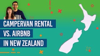 Gambar cover Which is Cheaper: Campervan Vs. AirBnB in New Zealand?