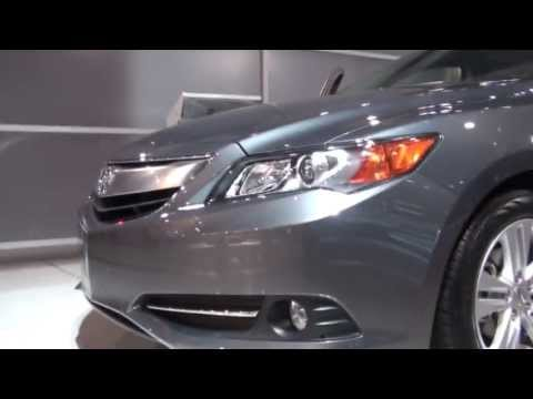 2013 Acura ILX Hybrid 1.5L Tech Quick Tour, Overview
