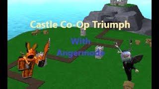 Roblox   TurmSchlachten   Schloss   Co-Op   Triumph w/ Angermode (Spoopy)