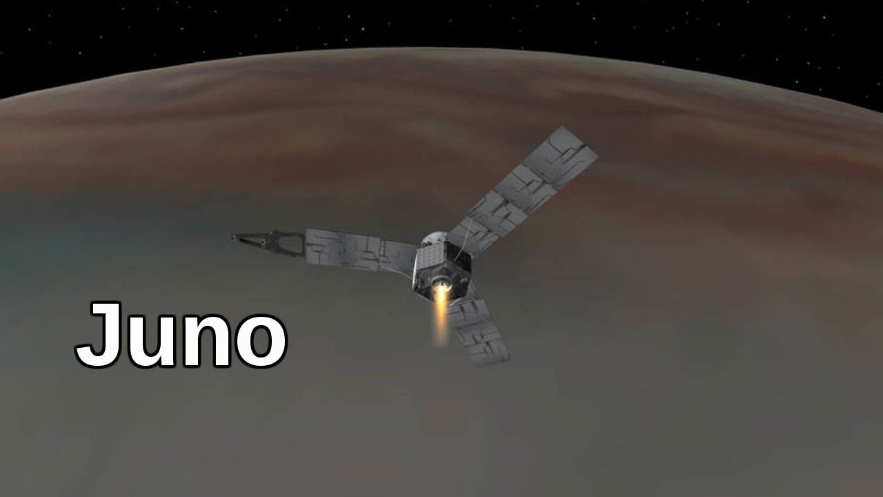 planet nasas juno spacecraft - 1019×640