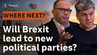 Will there be a new political party in Britain after Brexit?