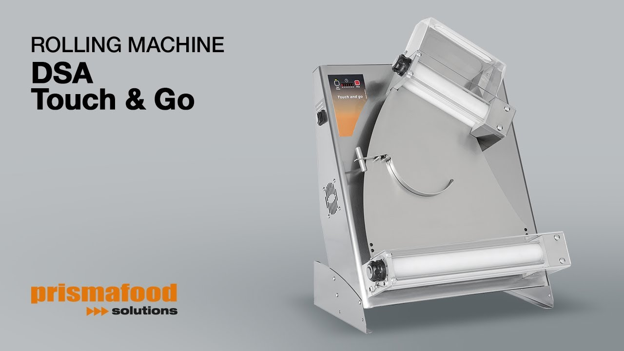 Rolling machine DSA Touch & Go by Prismafood