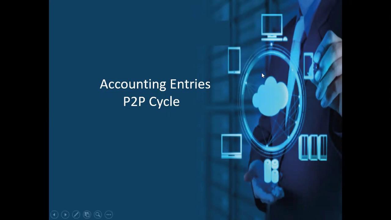 Accounting Entries P2P Cycle
