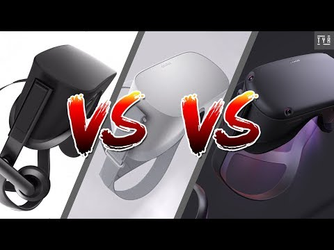 Oculus Rift VS Oculus Go VS Oculus Quest - Which one to Get.