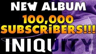 "100,000 Subscribers! Thank You! | NEW ALBUM ""Destyn"""