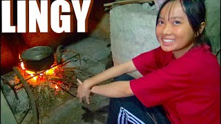 Why Ling had to leave her village. Vietnam