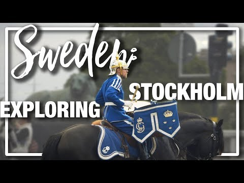 Sweden: Exploring Stockholm on guided tours
